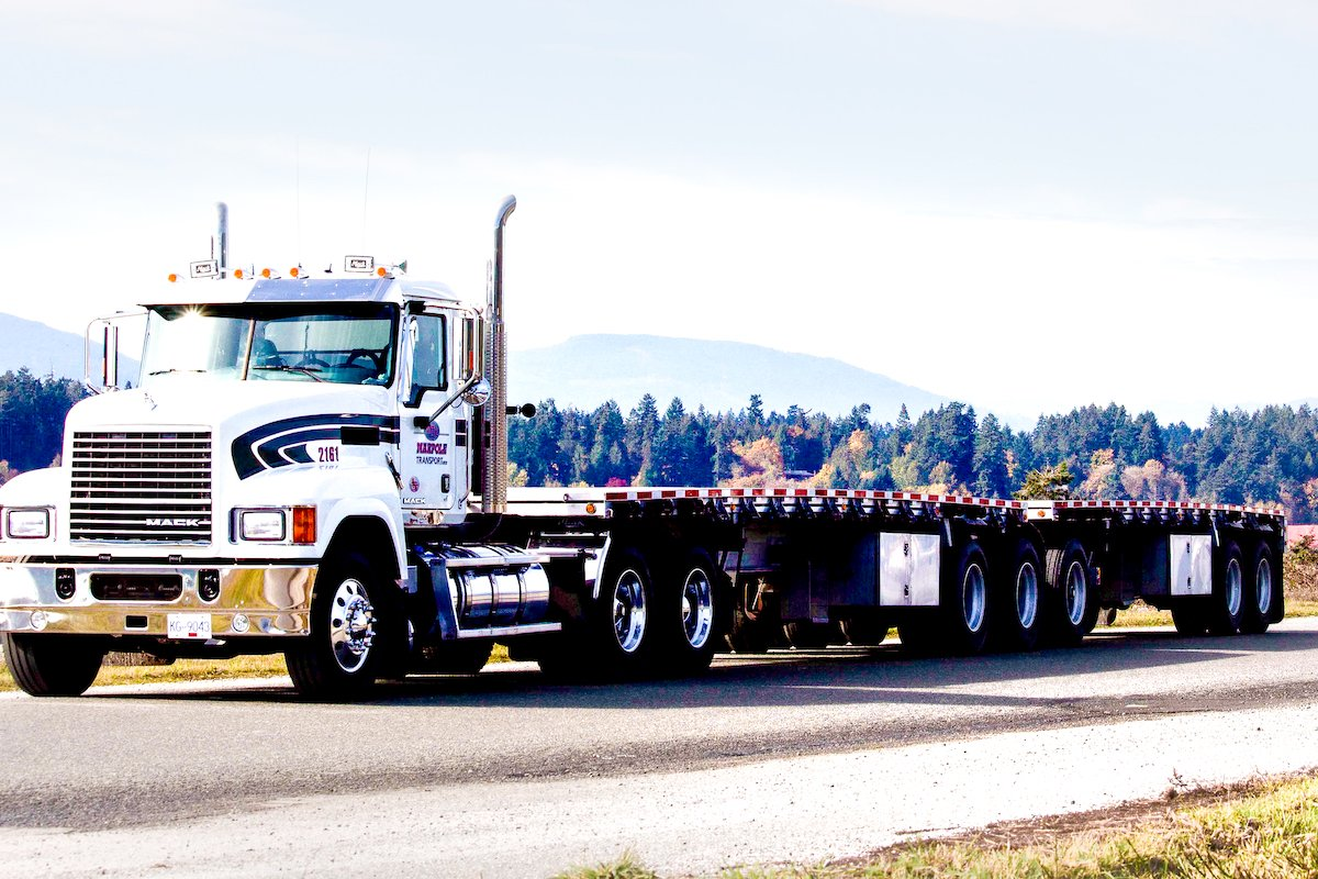 Truck and Flat bed
